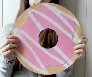 diy, donut, and donuts image