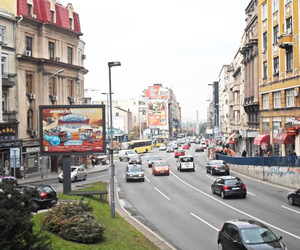 Belgrade, Serbia, and streets image