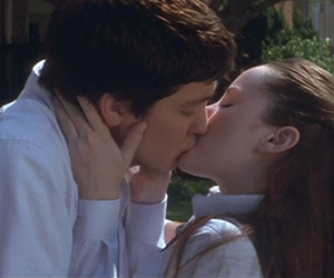 couple, kiss, and donnie darko image