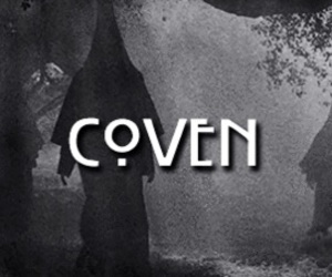 coven, gif, and american horror story image