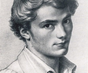 drawing, cute, and franz schubert image