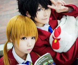 cosplay, tonari no kaibutsu-kun, and anime image