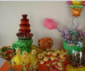 confiteria, ️dulces, and mesa de snack image