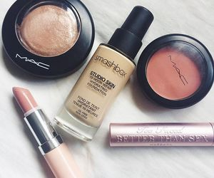 mac, smashbox, and luxury image