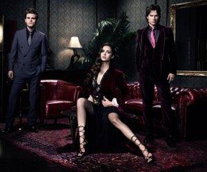 the vampire diaries, Nina Dobrev, and tvd image
