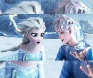 disney, frozen, and jelsa image