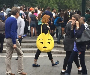 bag and emoji image