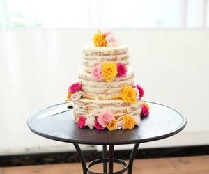 cake, layered cake, and wedding inspo image