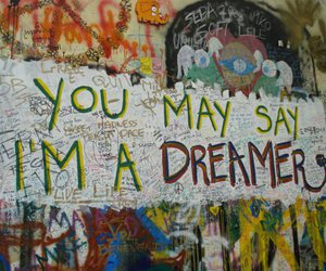 dreamer, inspiration, and street art image