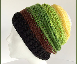 etsy, green hat, and green beanie image