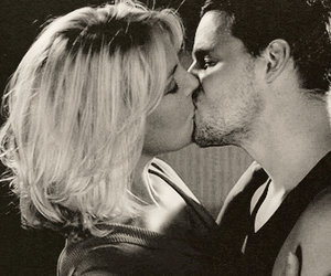 couple, izzie stevens, and kiss image