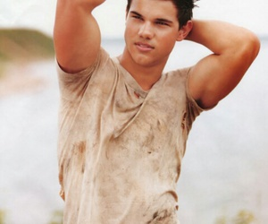 Taylor Lautner, sexy, and Hot image