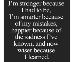 quotes, strong, and happy image