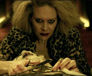 american horror story, sally, and hotel image