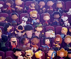 snoopy, wallpaper, and peanuts image