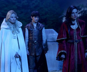 once upon a time, emma, and henry image