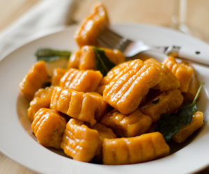 gnocchi, pumpkin, and sweet potato image