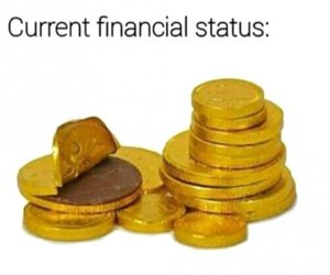chocolate, funny, and money image