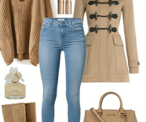 clothes, coat, and ugg image