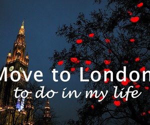 london and to do image