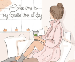coffee, day, and quotes image