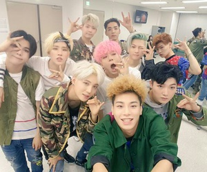 topp dogg, hansol, and b-joo image