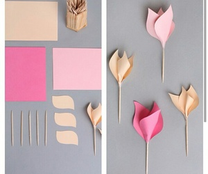 craft, diy, and origami image
