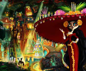 mexico and the book of life image