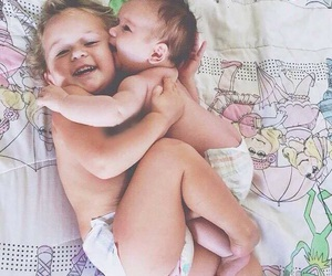 babies, love, and cute image