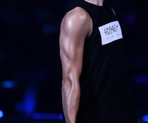 arms, chanyeol, and exo image