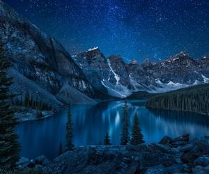 beautiful nature night image