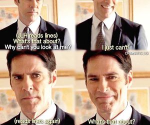 criminal minds and thomas gibson image