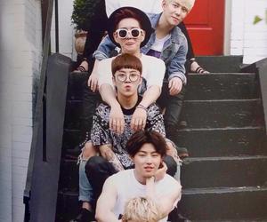 zico, block b, and u-kwon image