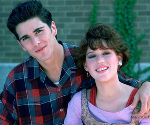 sixteen candles, Molly Ringwald, and michael schoeffling image