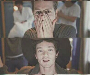 the vamps and cheater video image