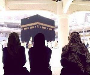 sisters, beautiful, and hijab image
