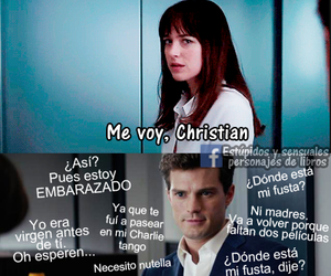 book and christian grey image