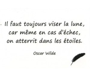 citation, lune, and french image