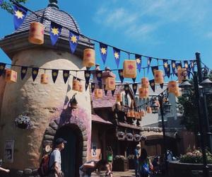 beautiful, lanterns, and orlando image