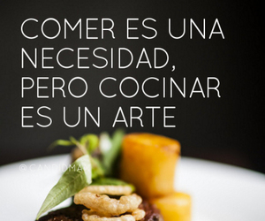 arte, chef, and comer image