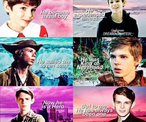 robbie kay, edit, and once upon a time image
