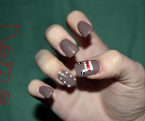 domo and nails image