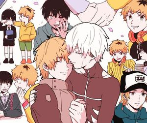 tokyo ghoul, hide, and anime image