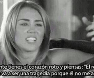 miley cyrus, frases, and miley image