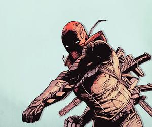 batman, comics, and red hood image