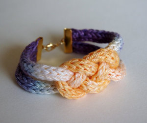 accessories, bracelet, and purple image