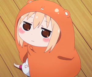himouto! umaru-chan and anime image
