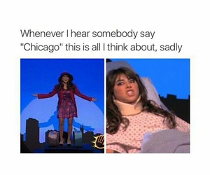 lol, victorious, and chicago image