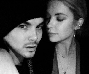 ashley benson and tyler blackburn image