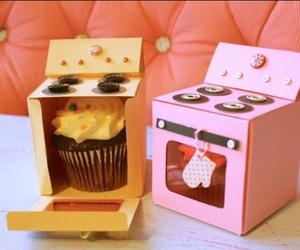 cupcake and diy image